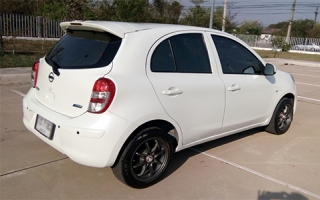 NISSAN MARCH WH2